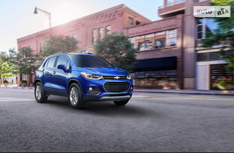 Chevrolet Tracker FL 1.8 МТ (140 л.с.) LS 2017