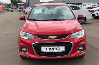 Chevrolet Aveo 2019