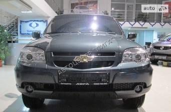 Chevrolet Niva 2019 LC
