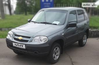 Chevrolet Niva 1.7 MT (80 л.с.) 2019