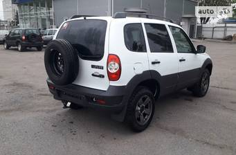 Chevrolet Niva 2019 LEM
