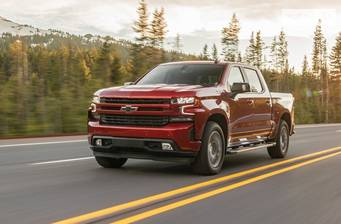 Chevrolet Silverado 2020 1500 High Country