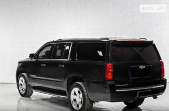 Chevrolet Suburban 2020 Inkas