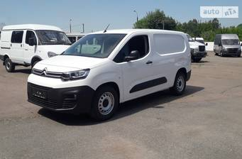 Citroen Berlingo груз. 2021 base
