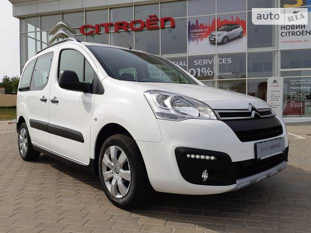 Citroen Berlingo пасс. X-TR