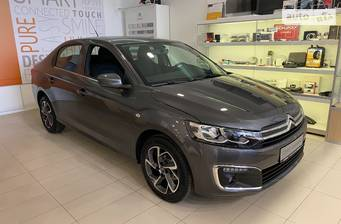 Citroen C-Elysee New 1.6 VTI AT (115 л.с.)  2020