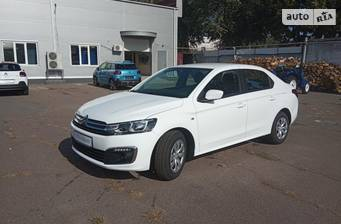 Citroen C-Elysee New 1.6 MТ (115 л.с.) 2020