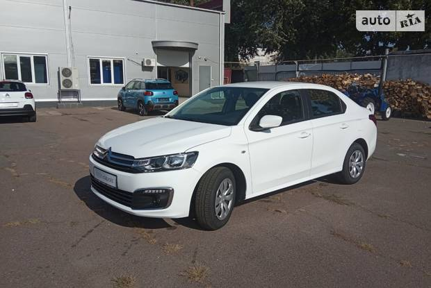 Citroen C-Elysee Feel