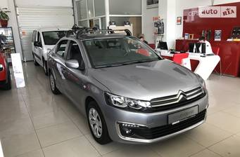 Citroen C-Elysee New 1.2 МТ (82 л.с.)  2017