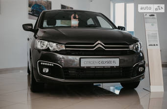Citroen C-Elysee New 1.6HDi MT (92 л.с.) 2021