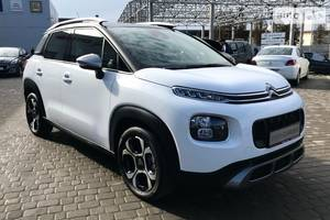 Citroen C3 Aircross 1.5 BlueHDi AT (120 л.с.) S&S Shine 2020