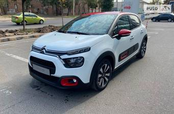 Citroen C3 1.2 PureTech VTi AT (110 л.с.) 2020