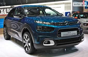 Citroen C4 Cactus Feel 2019
