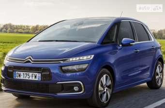 Citroen C4 Picasso 1.6 Blue-HDi АКПП (120 л.с.) Start/Stop Shine 2018