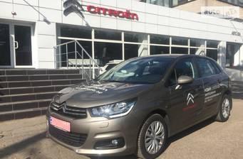 Citroen C4 1.6 Hdi АКПП (120 л.с.) Start/Stop 2017