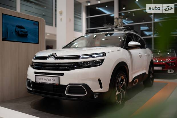 Citroen C5 Aircross Shine