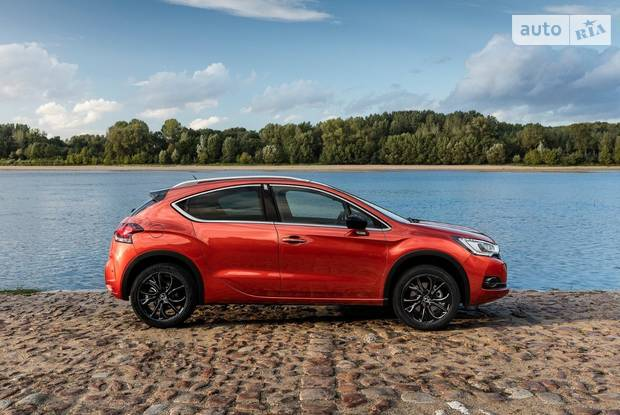 Citroen DS4  Sport Chic