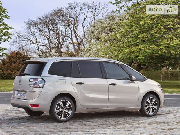 Citroen Grand C4 Picasso Shine