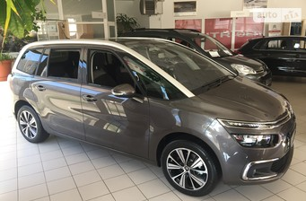 Citroen Grand C4 Picasso 1.6 BlueHDi AT (120 л.с.) Start/Stop Shine 2017