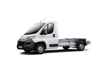 Citroen Jumper груз. DBL CAB 4-35-L4 2.0 BlueHDi MT (160 л.с.) 2021