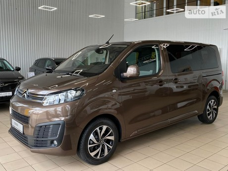 Citroen Space Tourer 2021