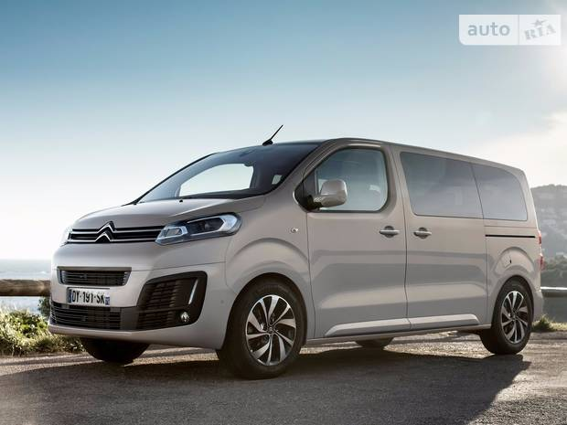 Citroen Space Tourer Business