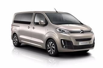 Citroen Space Tourer 2.0 HDi MT (150 л.с.) L3 4WD 2018