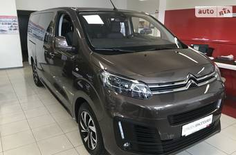 Citroen Space Tourer 2.0 HDi AT (150 л.с.) L3 Lounge 2018