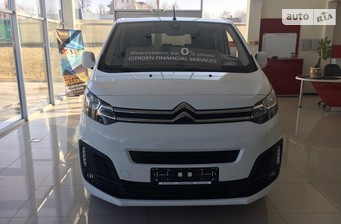 Citroen Space Tourer 2.0 HDi AT (150 л.с.) L2 Business 2017