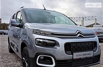 Citroen Berlingo пасс. 1.5 BlueHDi AT (130 л.с.) L2 2019