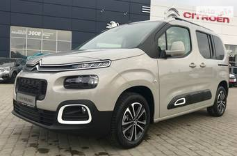 Citroen Berlingo пасс. 1.5 BlueHDi AT (130 л.с.) L2 2020