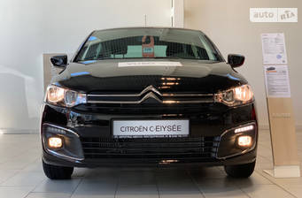 Citroen C-Elysee New 1.6HDi MT (92 л.с.) 2019