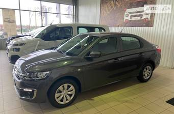 Citroen C-Elysee New 1.2 МТ (82 л.с.)  2020