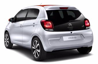Citroen C1 New 1.0 VTi AT (72 л.с.) 2018