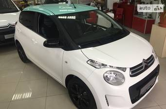 Citroen C1 New 1.0 VTi AT (68 л.с.) 2018