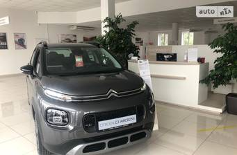 Citroen C3 Aircross 1.6 Hdi MT (92 л.с.) 2020