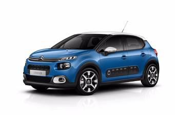Citroen C3 1.2 PureTech AT (110 л.с.) Start/Stop 2017