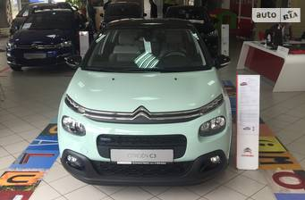 Citroen C3 1.2 PureTech AT (110 л.с.) Start/Stop 2018