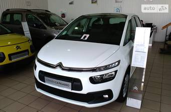 Citroen C4 Picasso 1.6 Blue-HDi АКПП (120 л.с.) Start/Stop 2018