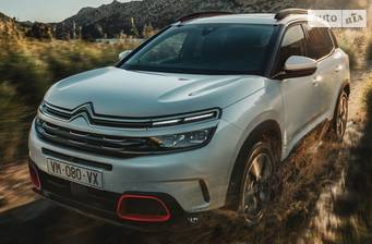 Citroen C5 Aircross 1.5 BlueHDi AT (130 л.с.) S&S 2019