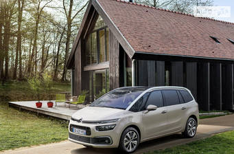 Citroen Grand C4 Picasso 1.6 BlueHDi AT (120 л.с.) Start/Stop 2018