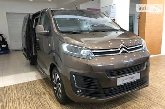 Citroen Space Tourer 2.0 HDi AT (150 л.с.) L2 Lounge 2018