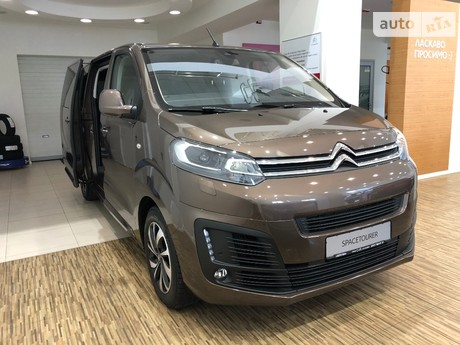 Citroen Space Tourer 2018