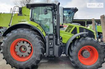 Claas Axion 2020