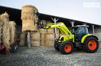 Claas Arion 640C 2019