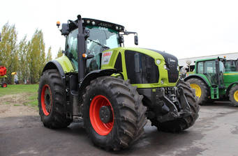 Claas Axion 920 2019