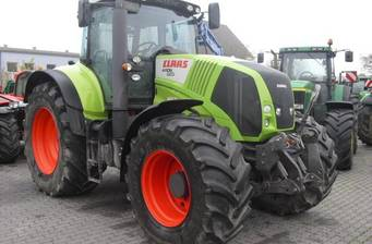 Claas Axion 850 2019