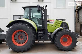 Claas Axion 820 2018