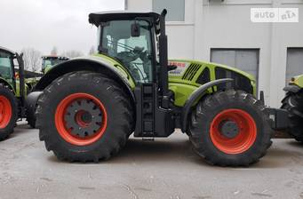 Claas Axion 930 2018