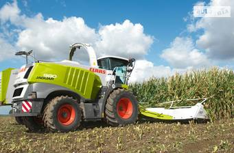 Claas Direct Disc 600 2019